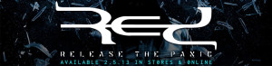 RED - Release The Panic - Available 2.5.2013