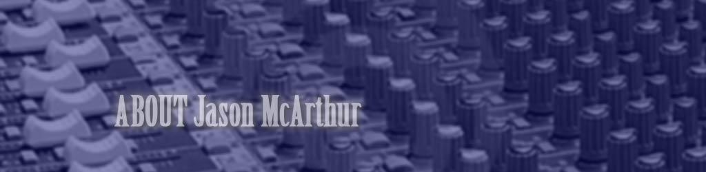 About Jason McArthur