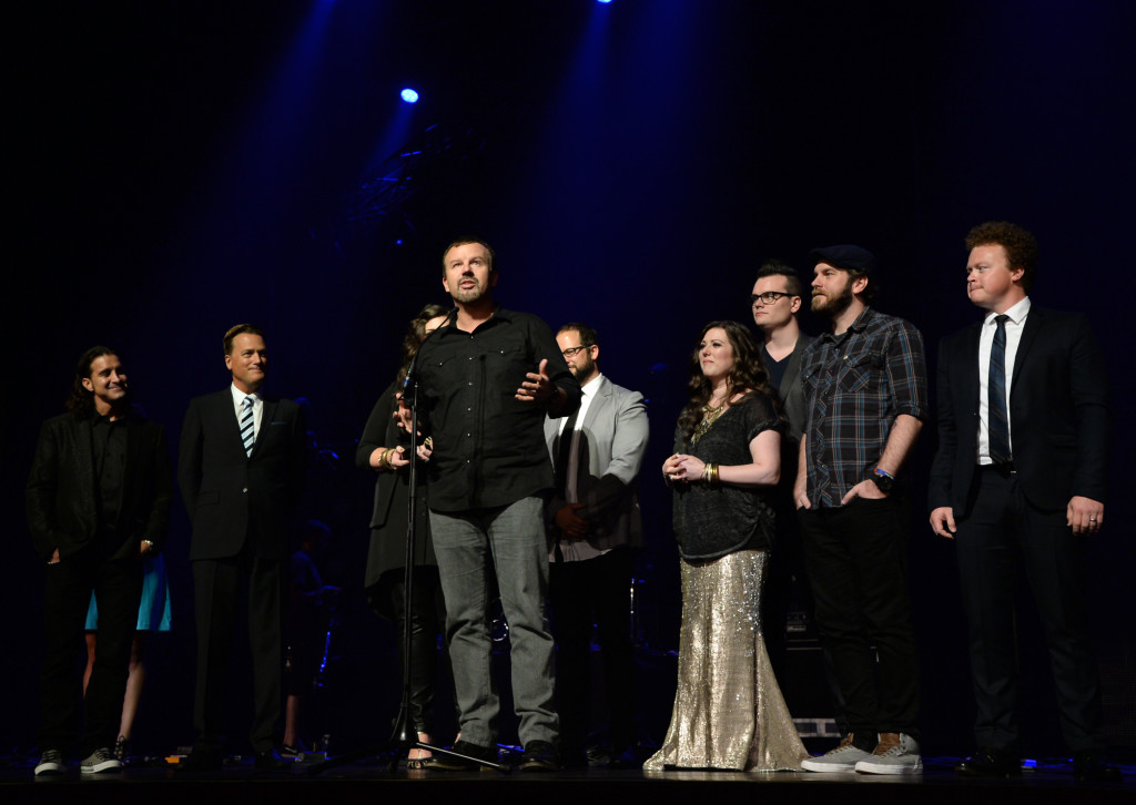 """Casting Crowns Wins K-Love Fan Awards """"Artist of the Year"""""""