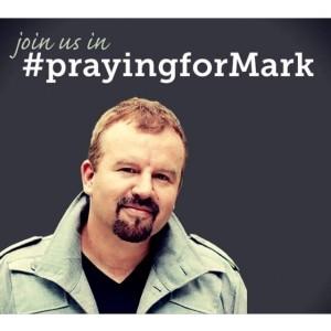 #prayingforMark