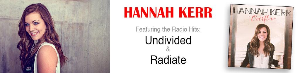 Hannah Kerr - Overflow