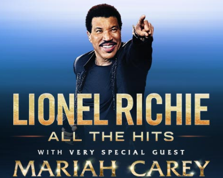 "TAUREN WELLS To Appear On LIONEL RICHIE'S ""All The Hits Tour with Very Special Guest MARIAH CAREY"" post image"